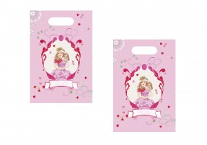Partybag Prinses Roze