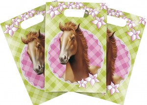 Partybag paard