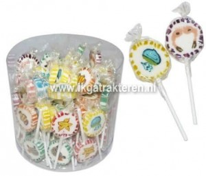 Zeedier lolly